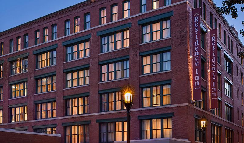 Residence Inn - 370 Congress St.